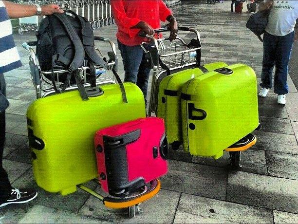 traslado equipaje taxi viladecans