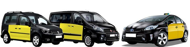 Compañia de taxis Viladecans