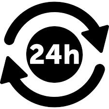 Icono Servicio 24 horas