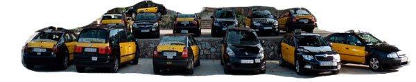 Compañía taxi en Viladecans