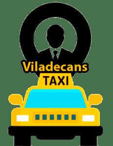 Logo Taxi Viladecans