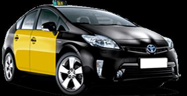Taxi Viladecans Toyota Prius
